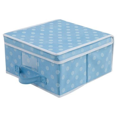 Pois Small Box - Blue