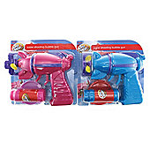Tesco Water Shooting Bubble Gun