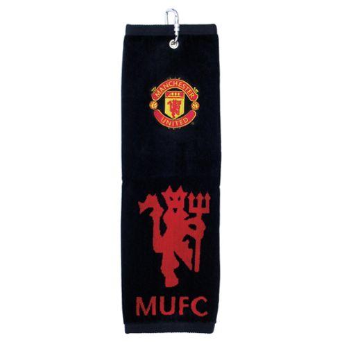 Manchester United Golf Towel (Tri-Fold)