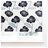 Poppy Roller Blind 120x160cm Black