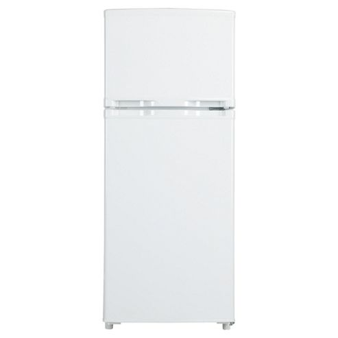 Tesco GFF116 Top Mount Fridge Freezer, Energy Rating A, Width 48.0cm. White