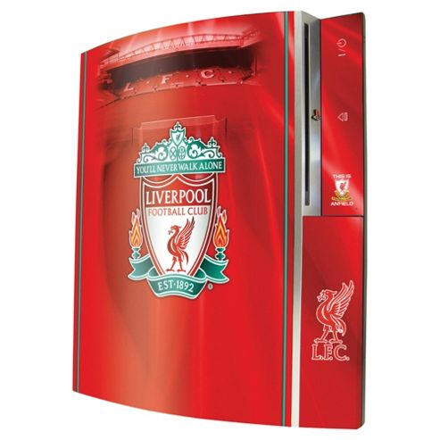 Liverpool FC PS3 Skin