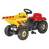 Rolly Kid Ride-On Dumper Truck