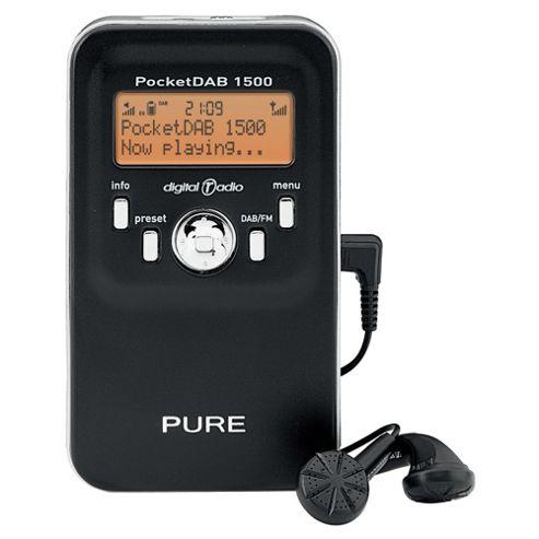 Pure Pocketdab1500 Outdoor Radio
