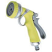 Tesco 8 Pattern Alumium Sprayer Gun