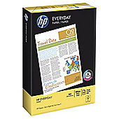 HP Everyday White A4 75Gsm Paper, 500 Sheets