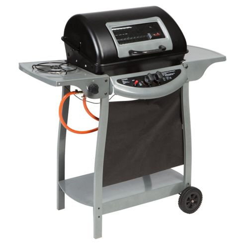 Landmann 2 Burner Gas BBQ + Side Burner
