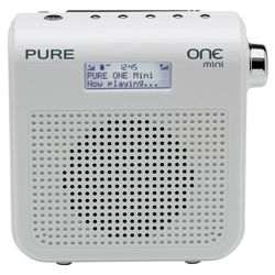 Pure One Mini Portable Radio White