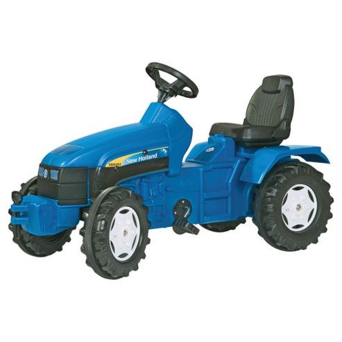 New Holland TM 175 Ride-On Tractor