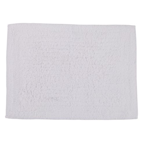 Tesco Bath Mat White