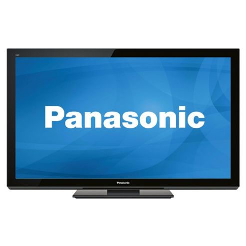 Panasonic TX-P55VT30B 55-inch Full HD 1080p 3D Plasma 600Hz TV with Freeview HD