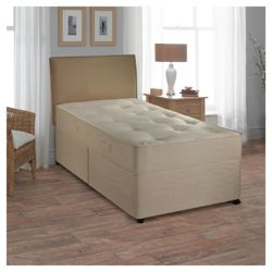 Myers Backcare Supreme Single Non Storage Divan Bed