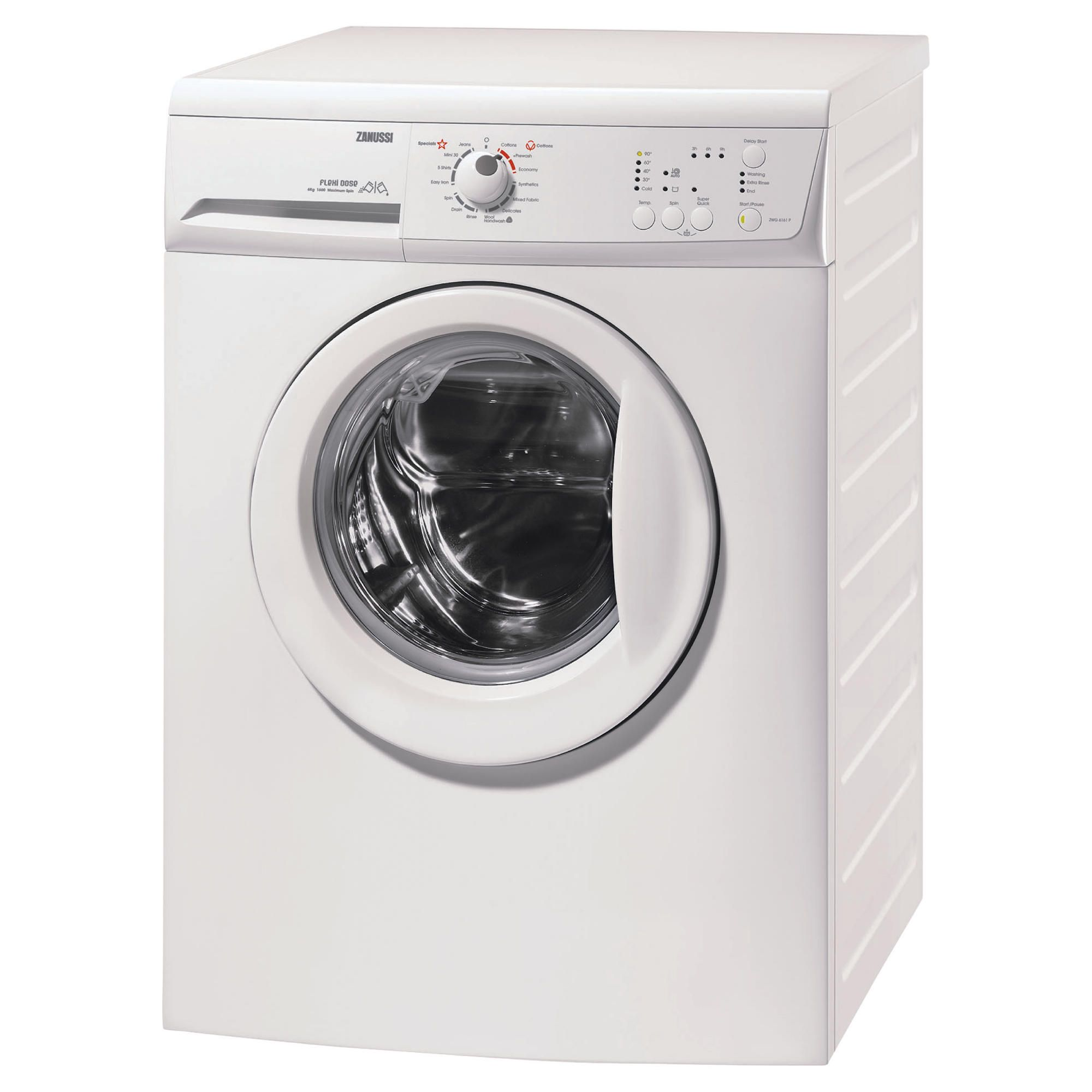 Zanussi zwg6161p washing machine washing machine reviews zanussi zwg6161p washing machine buycottarizona Choice Image