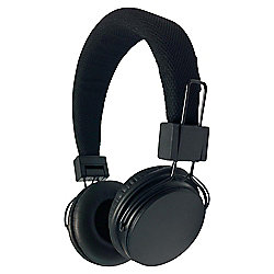 buy icandy bluetooth headphone with microphone black from. Black Bedroom Furniture Sets. Home Design Ideas