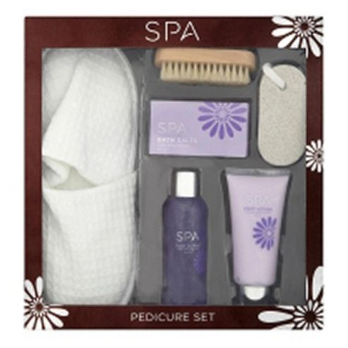 Tesco Spa Pedicure Set