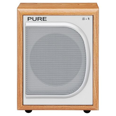 Pure S-1 Metallic Speaker - Cherry