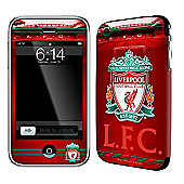 Liverpool FC Skin For iphone3/3GS