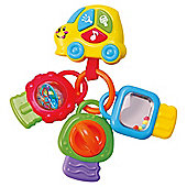 Brights Key Chain Activity Toys