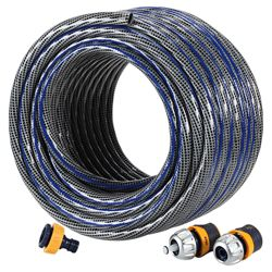 Dobbies Select 30m Anti-kink Hose Starter Set