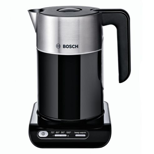 Bosch Styline 1.5L Cordless Jug Kettle - Black