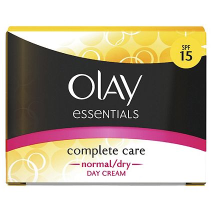 Better than half price on selected Olay Complete Care Skincare