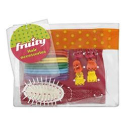 Tesco Fruity Hair Accessories