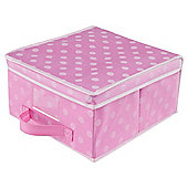 Pois box, small pink