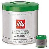 Illy Espresso Decaff Capsules