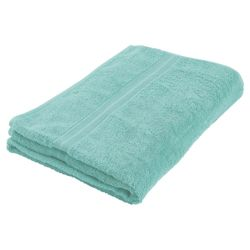 Tesco Bath Towel Aqua
