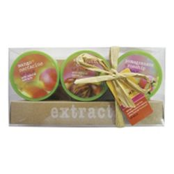 Tesco Extracts Lip Balm Trio
