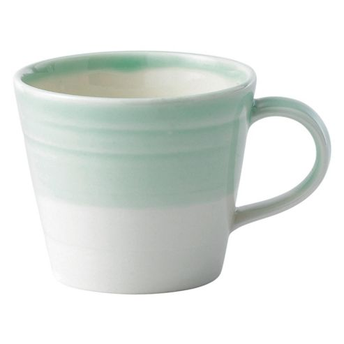 Royal Doulton 1815 mug 450ml set of 4 - green