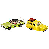 Corgi Cc99111 Only Fools & Horses Capri & Van Fit The Box Die Cast