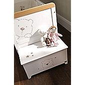 Tutti Bambini Bears Toy Box White