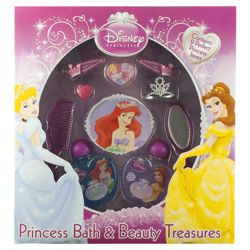 Princess Bath And Beauty Treasures