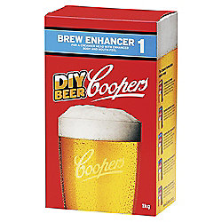 Coopers Beer Brew Enhancer 1