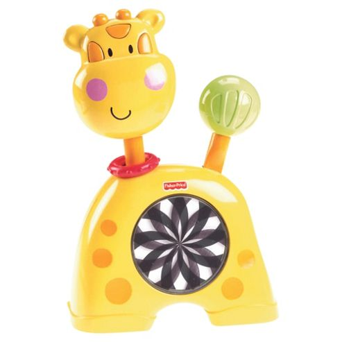 Fisher-Price Push 'N See Giraffe Kaleidescope