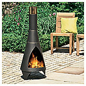 Colorado Steel Chimenea - 160cm