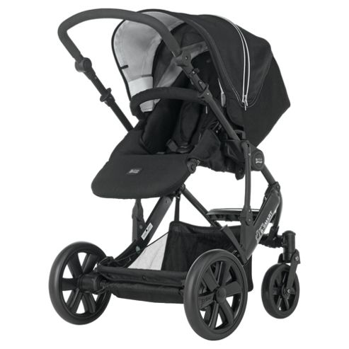 Britax B-Smart 4 Pushchair Black Thunder