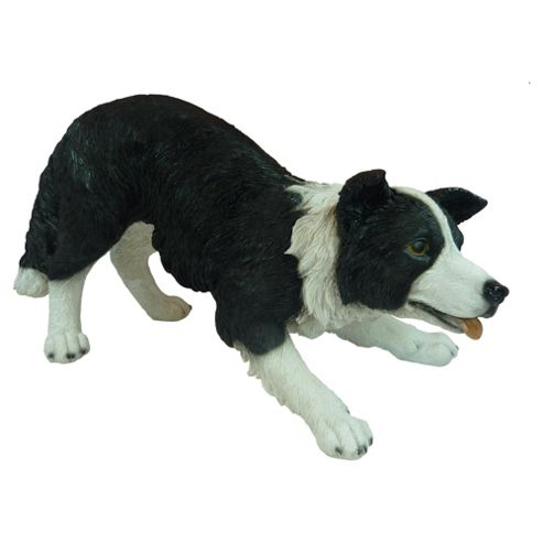 Real Life Sheepdog Ornament