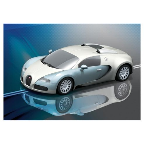 Scalextric C3173 Bugatti Veyron 1:32 Scale Super Resistant Slot Car