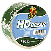 Duck Tape® HD clear heavy duty packaging tape