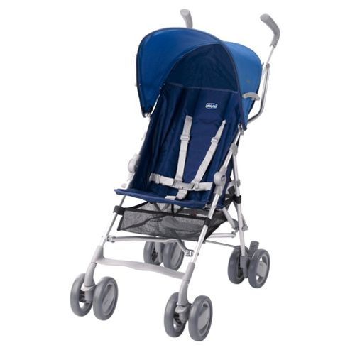Chicco Snappy Pushchair, Blue Wave