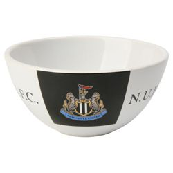 Newcastle United Cereal Bowl.