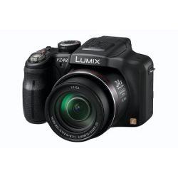 Panasonic DMC-FZ48 Camera Black with Leica DC Lens