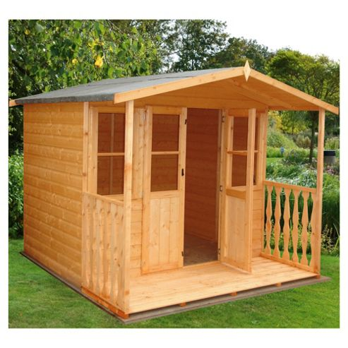 Finewood Houghton 7x7 Summerhouse