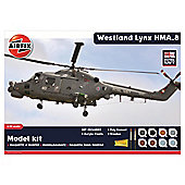 Airfix A50112 Royal Navy Westland Lynx 1:48 Scale Aircraft Gift Set
