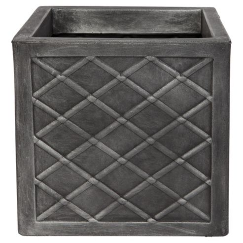 buy strata lazio planter 32cm from our planters range tesco. Black Bedroom Furniture Sets. Home Design Ideas