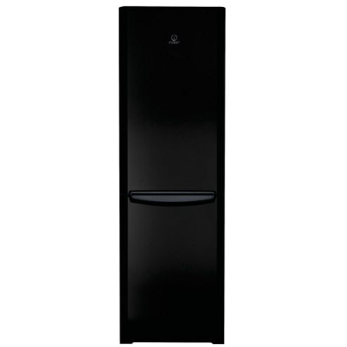 DS Indesit BIA12FK Black Fridge Freezer
