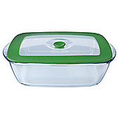 Pyrex 1.1L 4in1 Rectangular Container