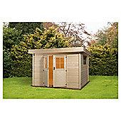 Finnlife LAHTI 212 Log Cabin